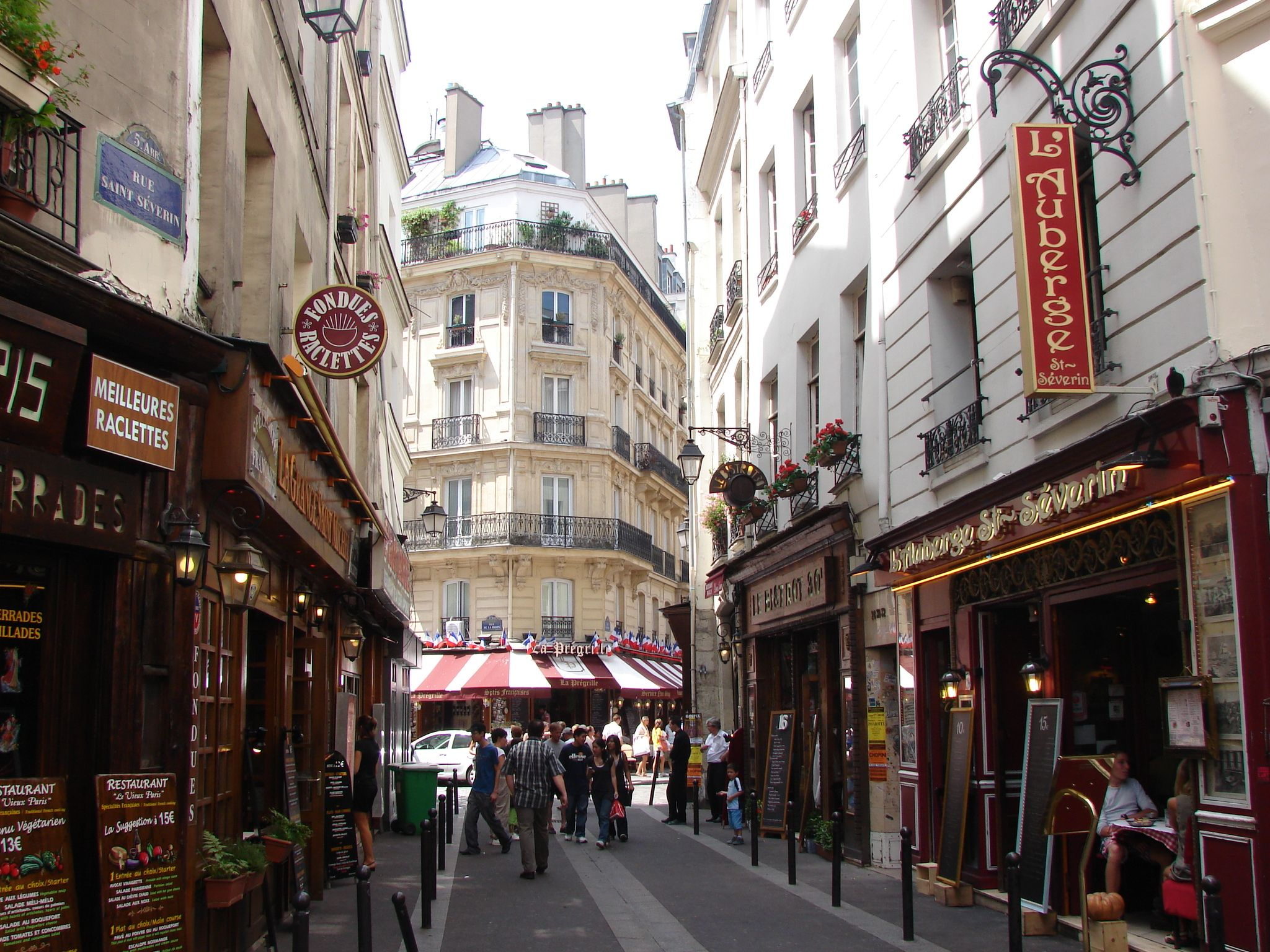 Bohemian Latin Quater Latin Quarter Paris Travel Paris