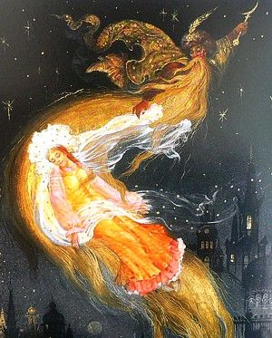 Ruslan and Ludmila Russian Fairy Tales