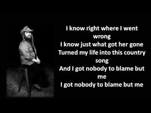 Chris Stapleton Nobody To Blame Lyrics Chris Stapleton Lyrics Country Music Quotes Chris Stapleton Quotes Movie star queen, a movie star queen can move me not movie star queen, take off the paint, baby, whatcha got? chris stapleton lyrics country music