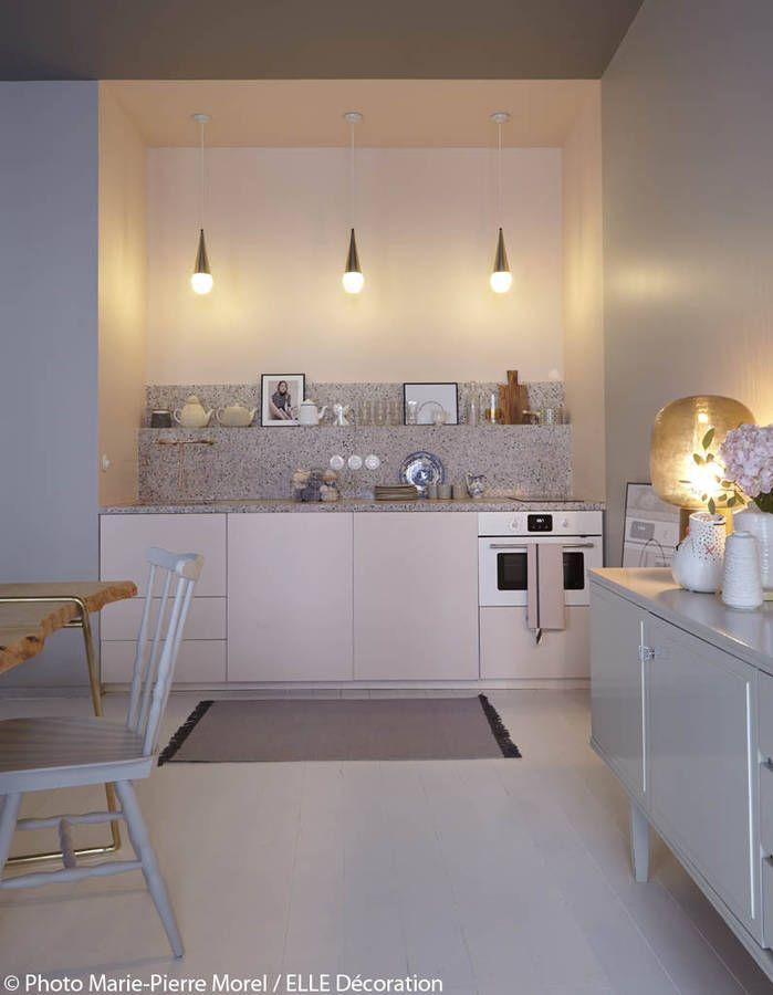 Cuisine Rose Pale | Cuisine Rose Pale Office Pinterest Kitchen Kitchen Dinning