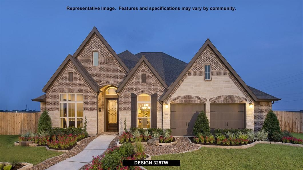 Available to build in leander design 3257w 3257 sq