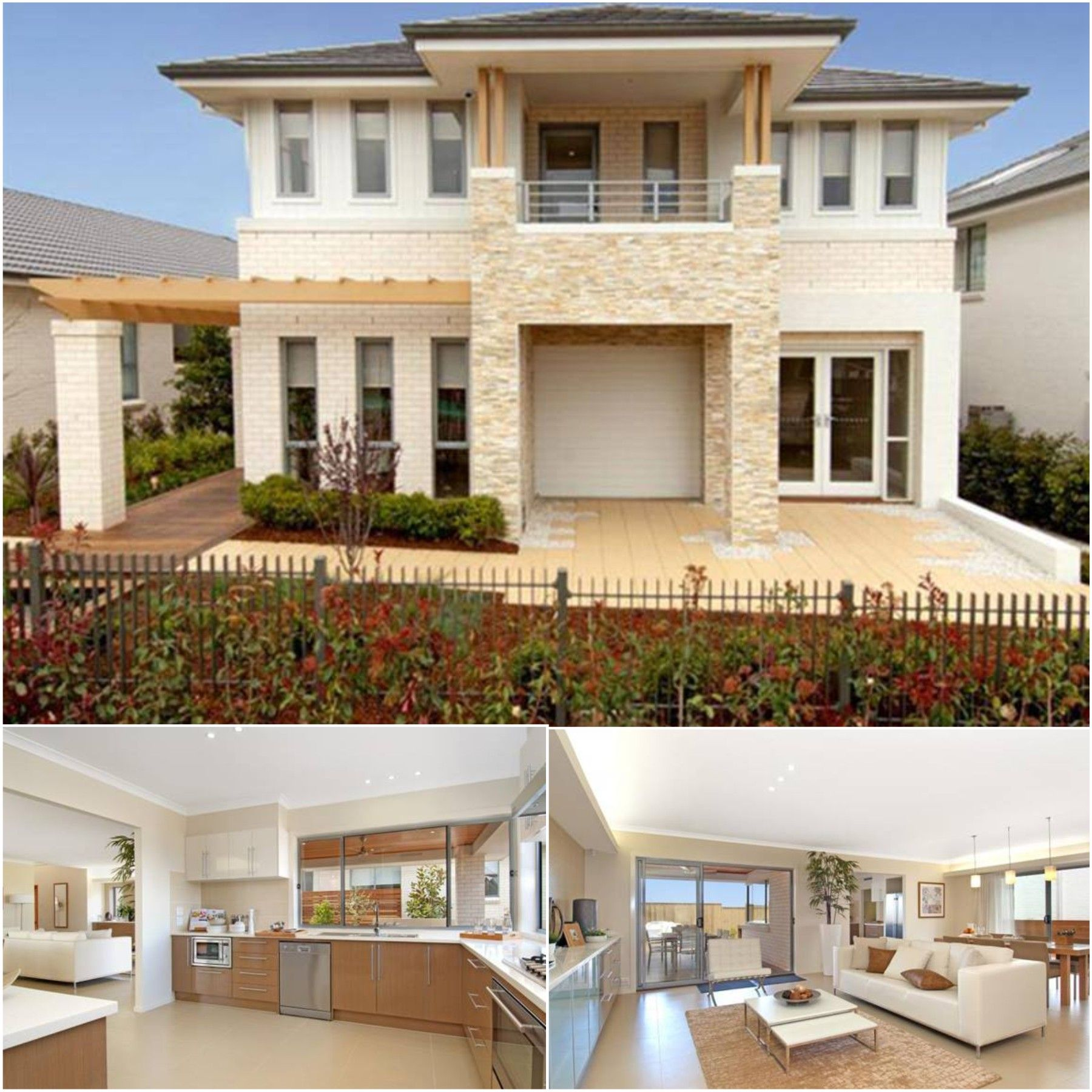 Indulge in this striking storey house designed for corner blocks from sekisuihouse visit our gledswoodhills village newhome moderndesign luxury also rh pinterest