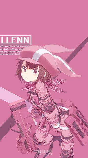 LLENN - SAO Alternative: Gun Gale Online Wallpaper