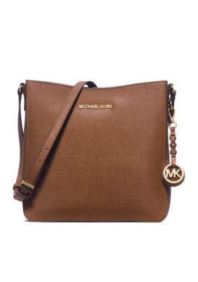 385e5e2c43 MICHAEL Michael Kors Luggage Large Messenger Bag