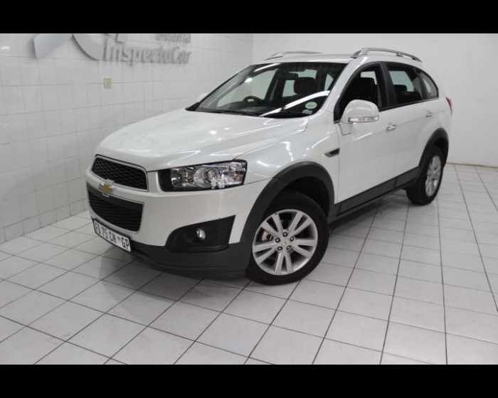 2015 Chevrolet Captiva 24 Lt At Httpinspectacargezina