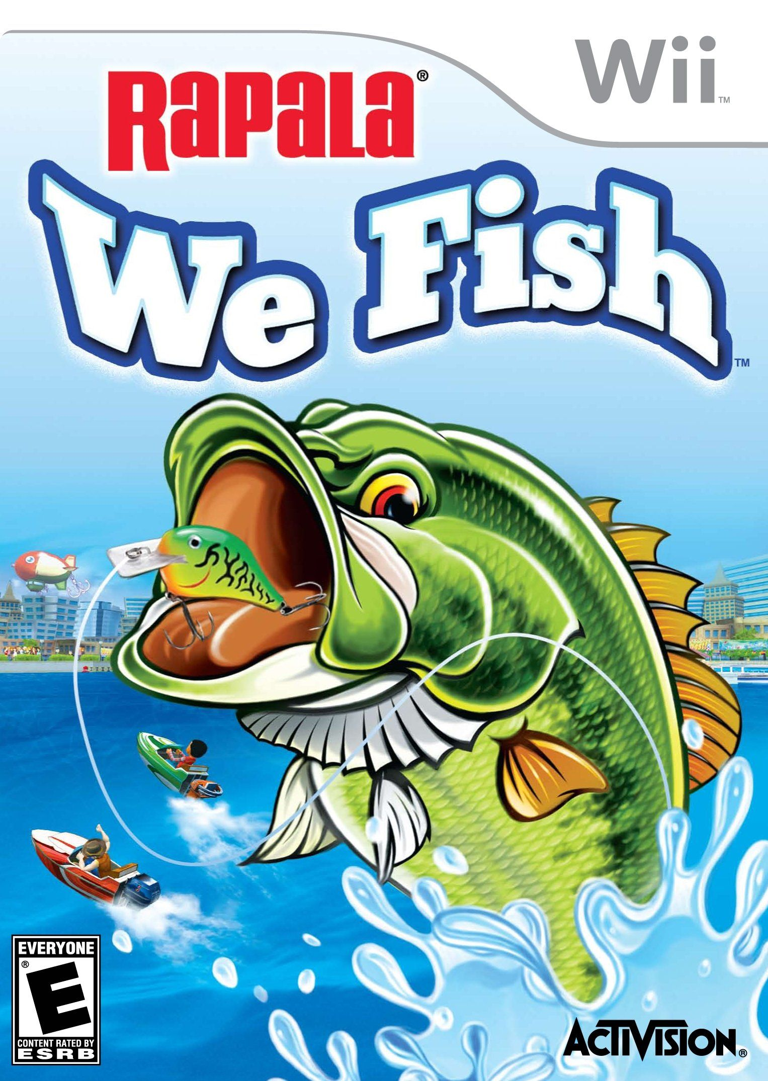 Rapala We Fish Nintendo Wii >>> Make sure to take a look