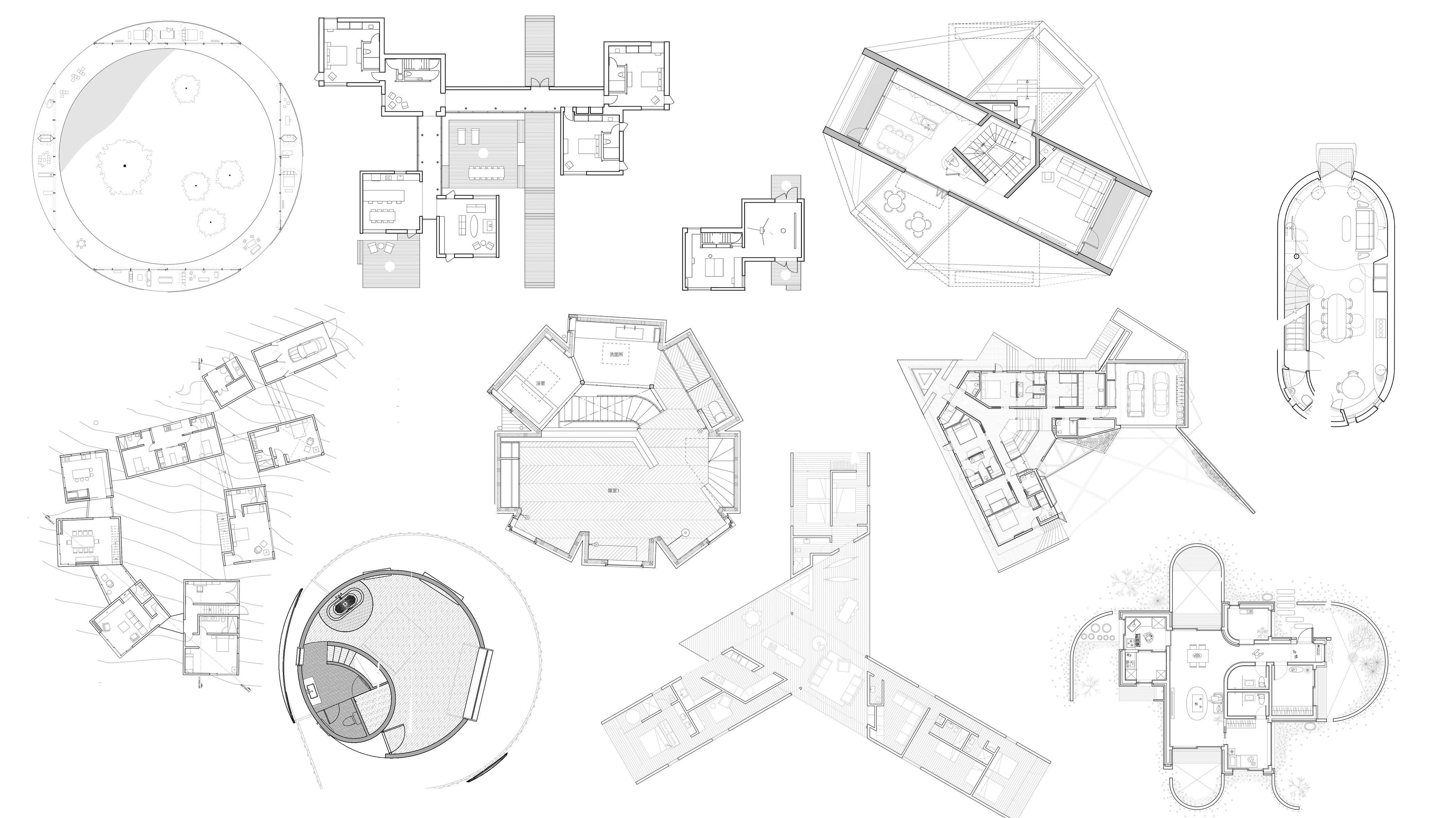 Most Houses Are Designed With Regular Rectangular Shaped