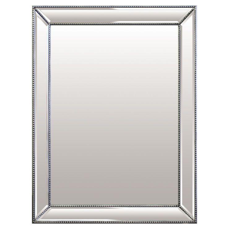 Gm 32x48 Beaded Bevel Master Bathroom Re Do Pinterest Large