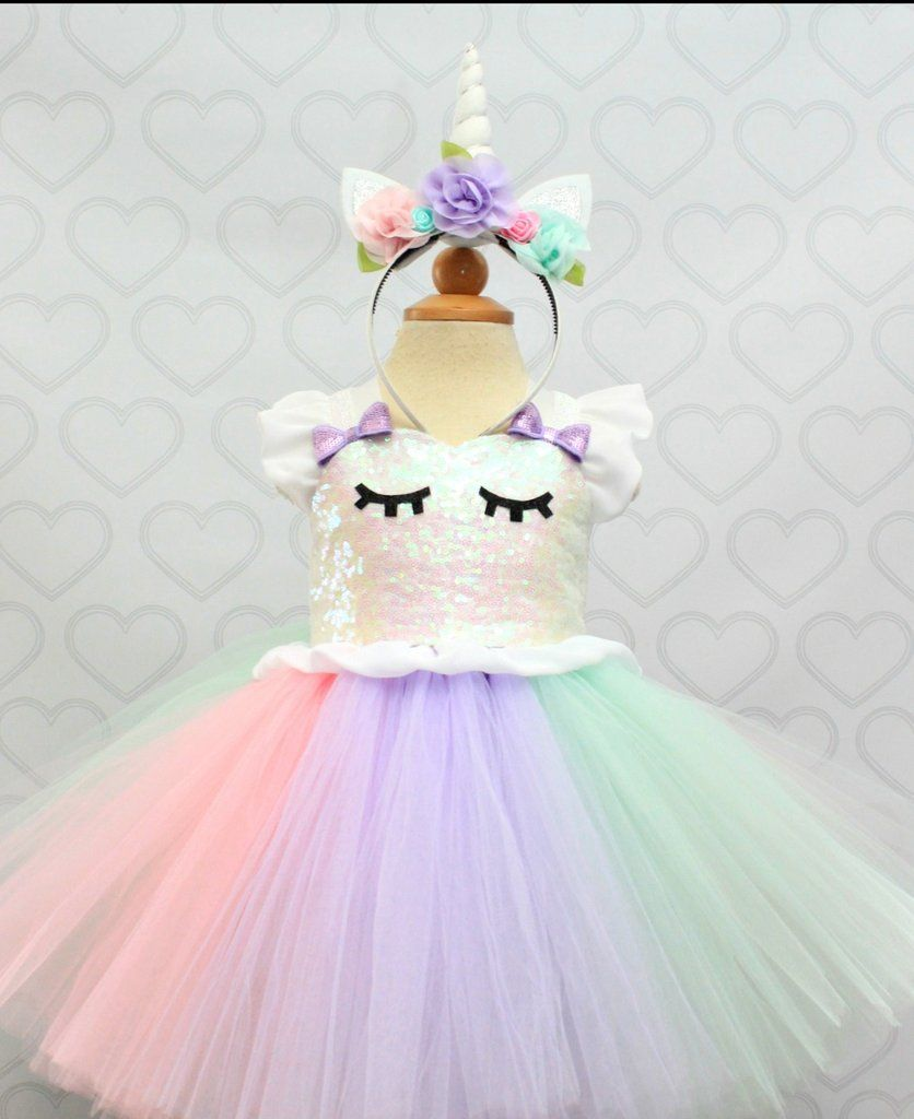 7c752d81029 Unicorn dress-unicorn tutu dress-unicorn birthday dress-unicorn tutu-unicorn  outfit-white pastel sparkle