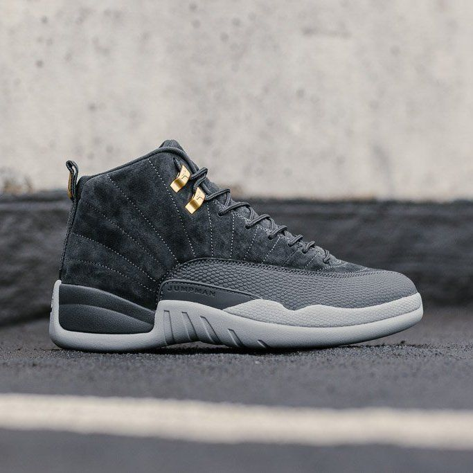 c3d6b9c5ba9f Air Jordan 12 Retro Dark Grey  premium