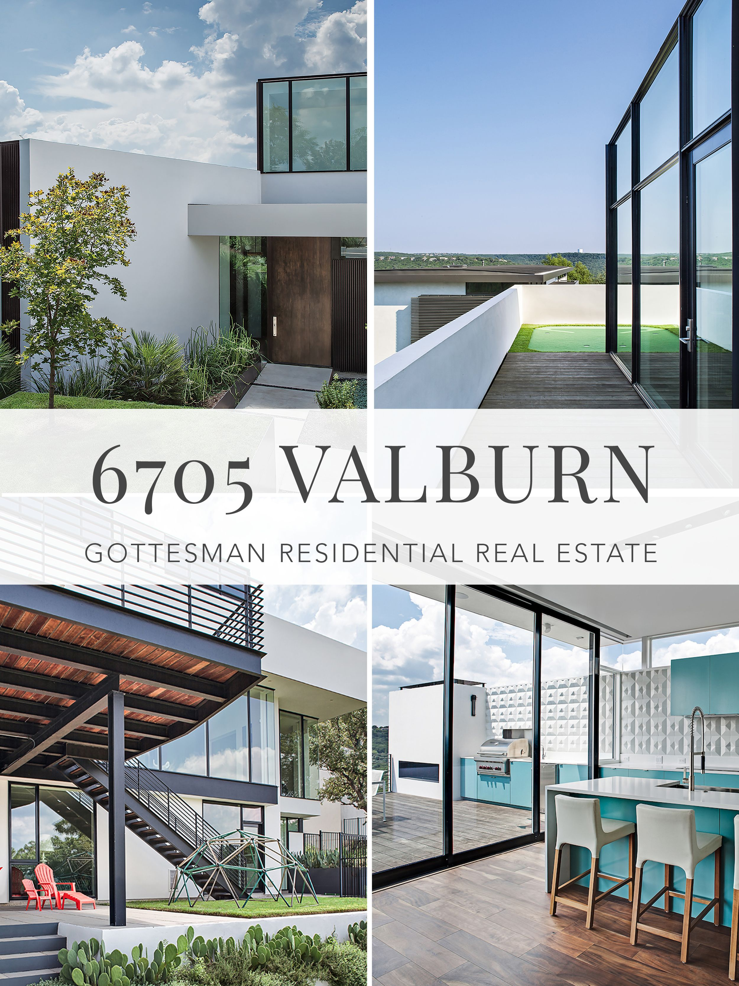 6705 Valburn | Gottesman Residential Real Estate | Designed by ...