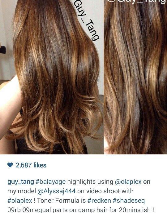 9rb 9n Toner Hairrrrrr Balayage Hair Balayage Hair