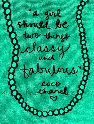 stay classy ;)