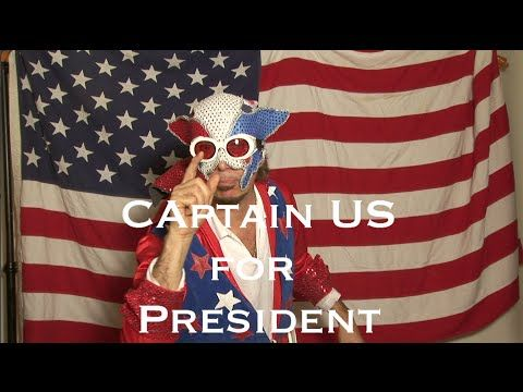 Independent - Captain US for President 2016!