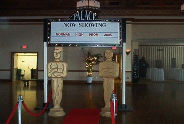 party entrance ideas photo gallery photo of movie themed prom decorations