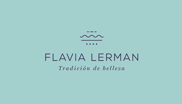 Flavia lerman logo | Logo Inspiration