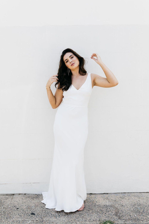 308.jpg in 2020 Simple gowns, Bridal designs, Wedding