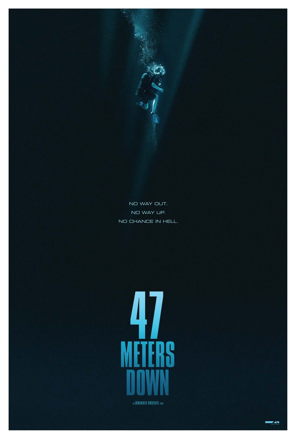 47 Meters Down Trailers Clips Featurettes Images And Posters