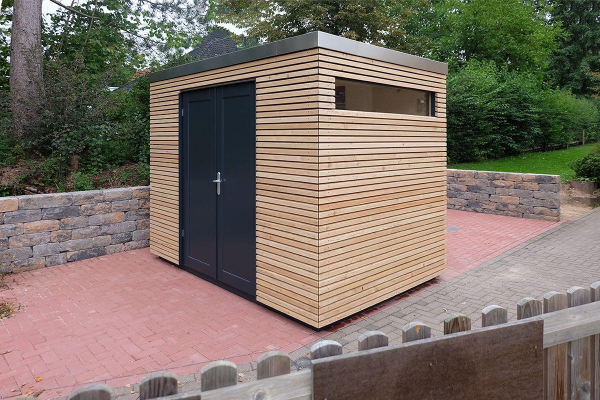 Modern Style Schwoerer Gartenhaus Gartenhaus Gartenhaus Modern Gewachshaus Hutte