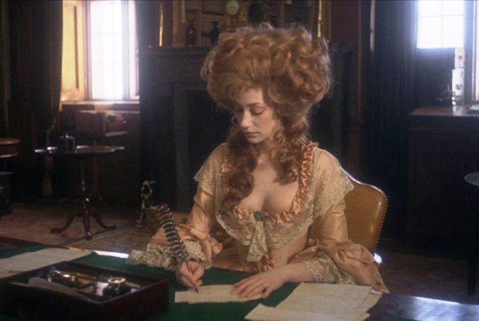 Marisa Berenson- 'Barry Lyndon' – 1975 | Costume drama, Lady, Movie costumes