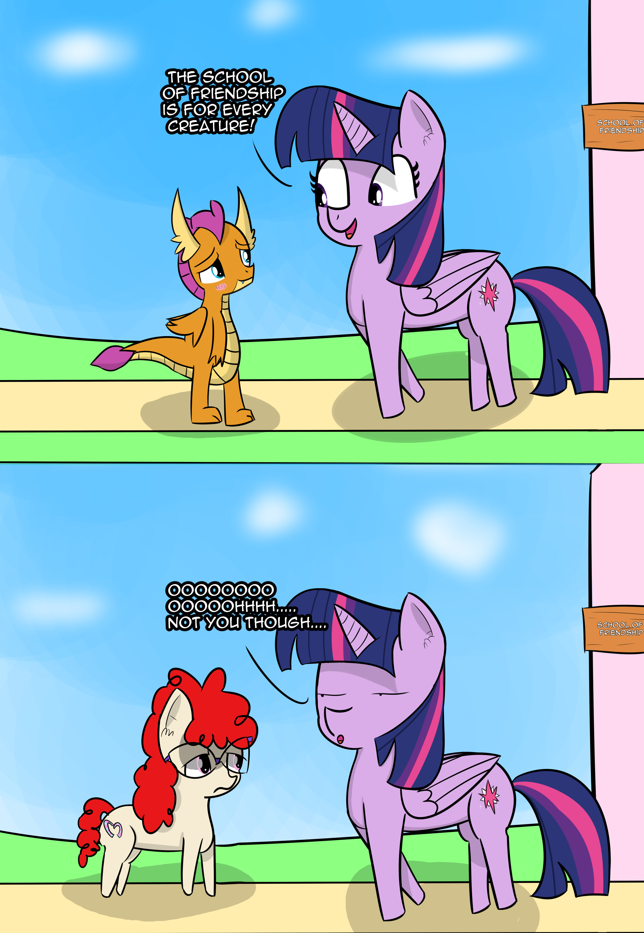 Mlp mating season comic