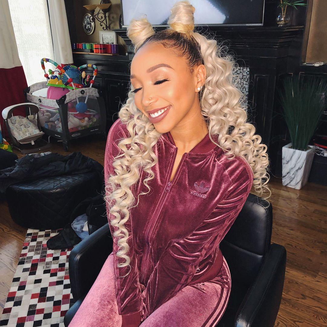 zonnique | zonnique pullins | pinterest | hair, hair styles