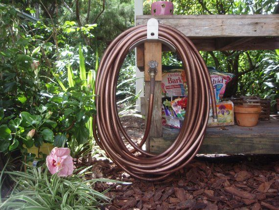 Pin By Mac Cap Outdoor Lighting On Future Barn In 2020 Hose Holder Hose Storage Stainless Steel Hose