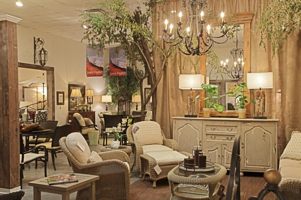 Beau Beautiful Indoor And Outdoor Furniture In The Summer Classics Pelham Store.  Http://