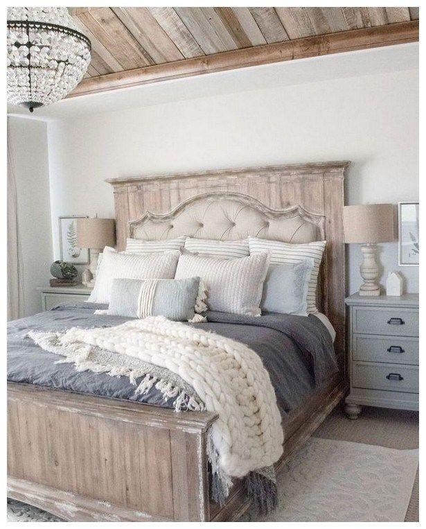 56 best farmhouse bedroom furniture design ideas and decor 3 #rusticbedroomfurniture