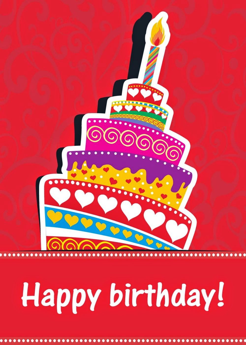 Happy Birthday Greetings Cards Sms Wishes Poetry Happy B Day