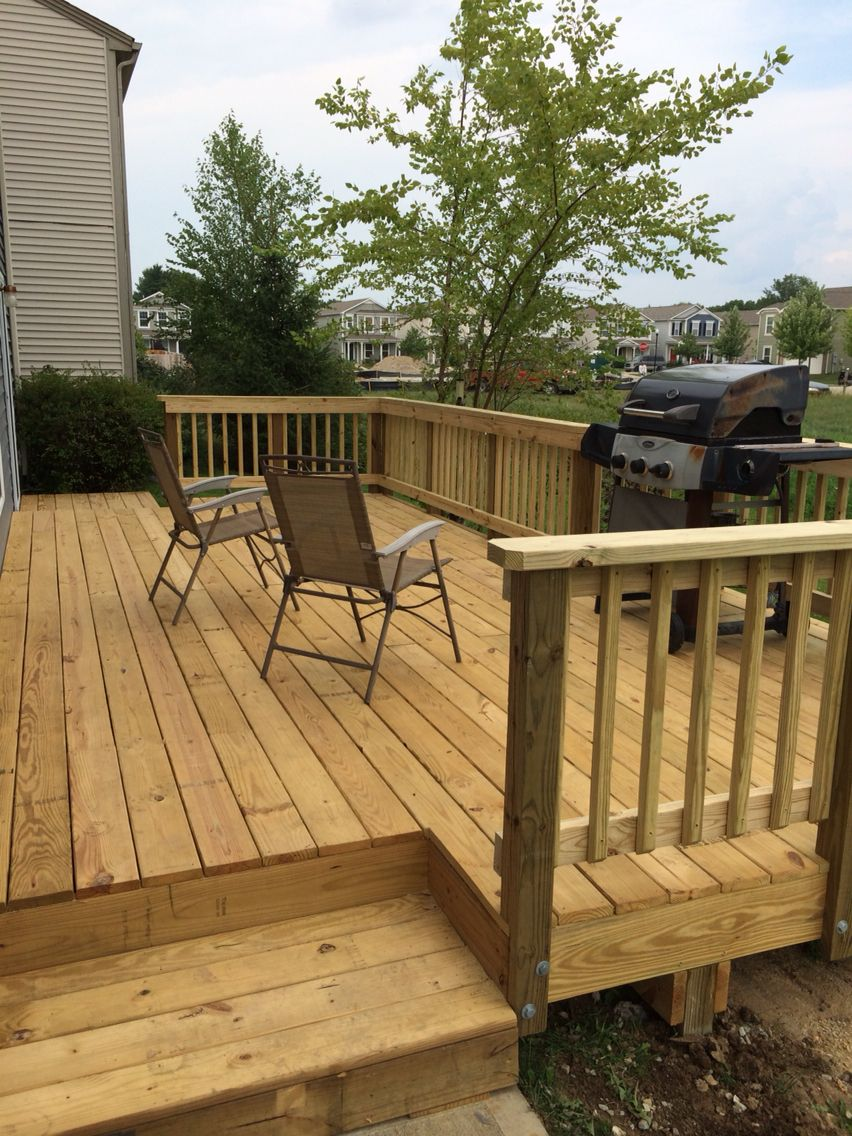 10x20 deck   projects completed in 2019   deck, outdoor