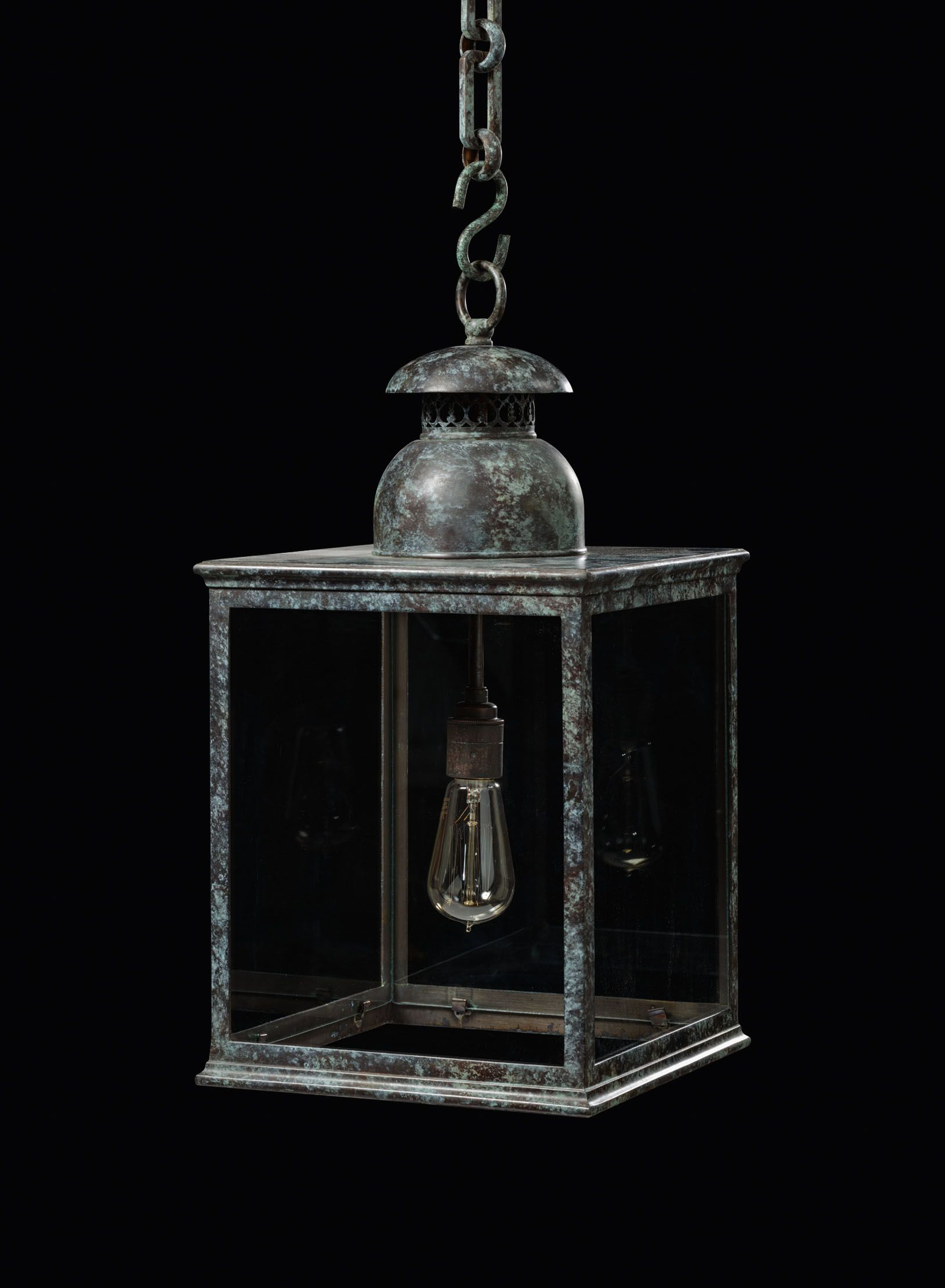 Reproduction Antique Lighting Hanging Lanterns Wall