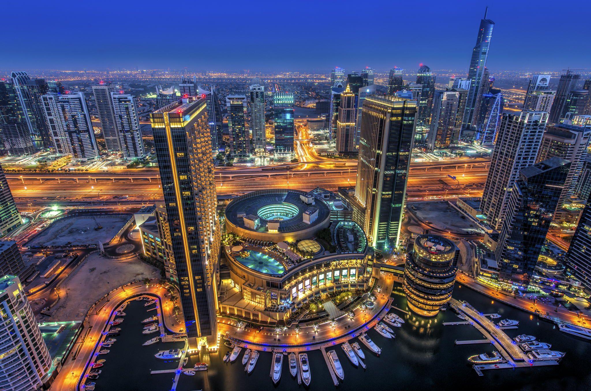Galactica Architecture Images Dubai Real Estate Landscape Concept