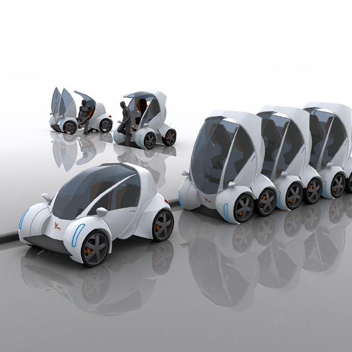the most stylish 25 futuristic cars transporte del futuro tecnologia y transporte. Black Bedroom Furniture Sets. Home Design Ideas