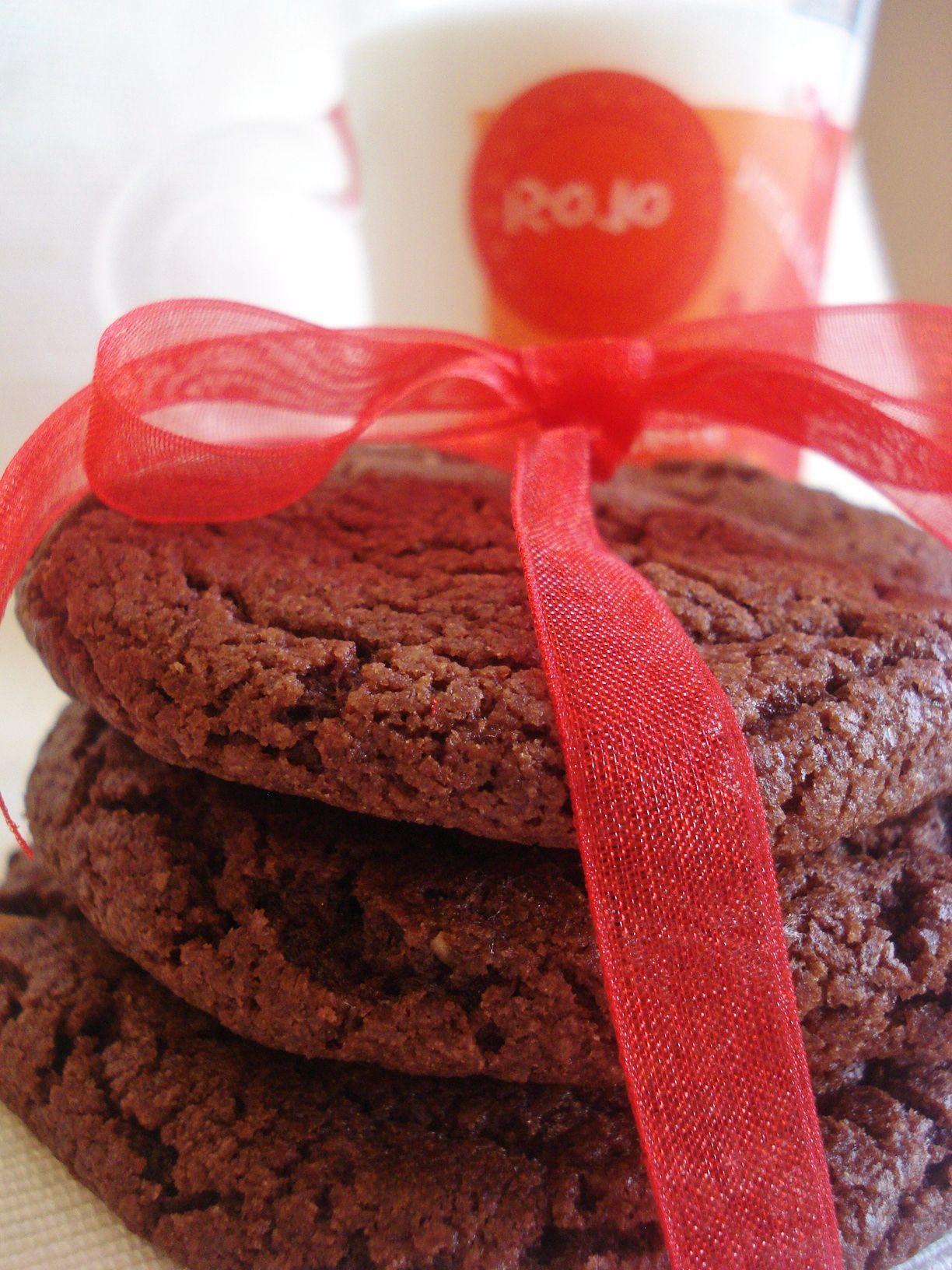 Cookies de chocolate y nuez!