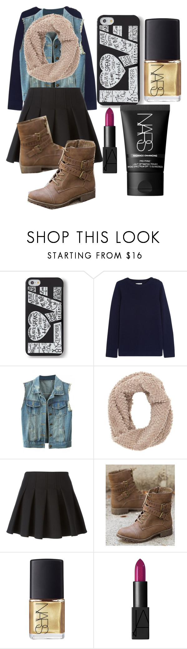 """""""Untitled #311"""" by gigicr ❤ liked on Polyvore featuring Keds, Chinti and Parker, Charlotte Russe, Alexander Wang, NARS Cosmetics, women's clothing, women's fashion, women, female and woman"""