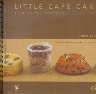 Le clerc, julie little café cakes