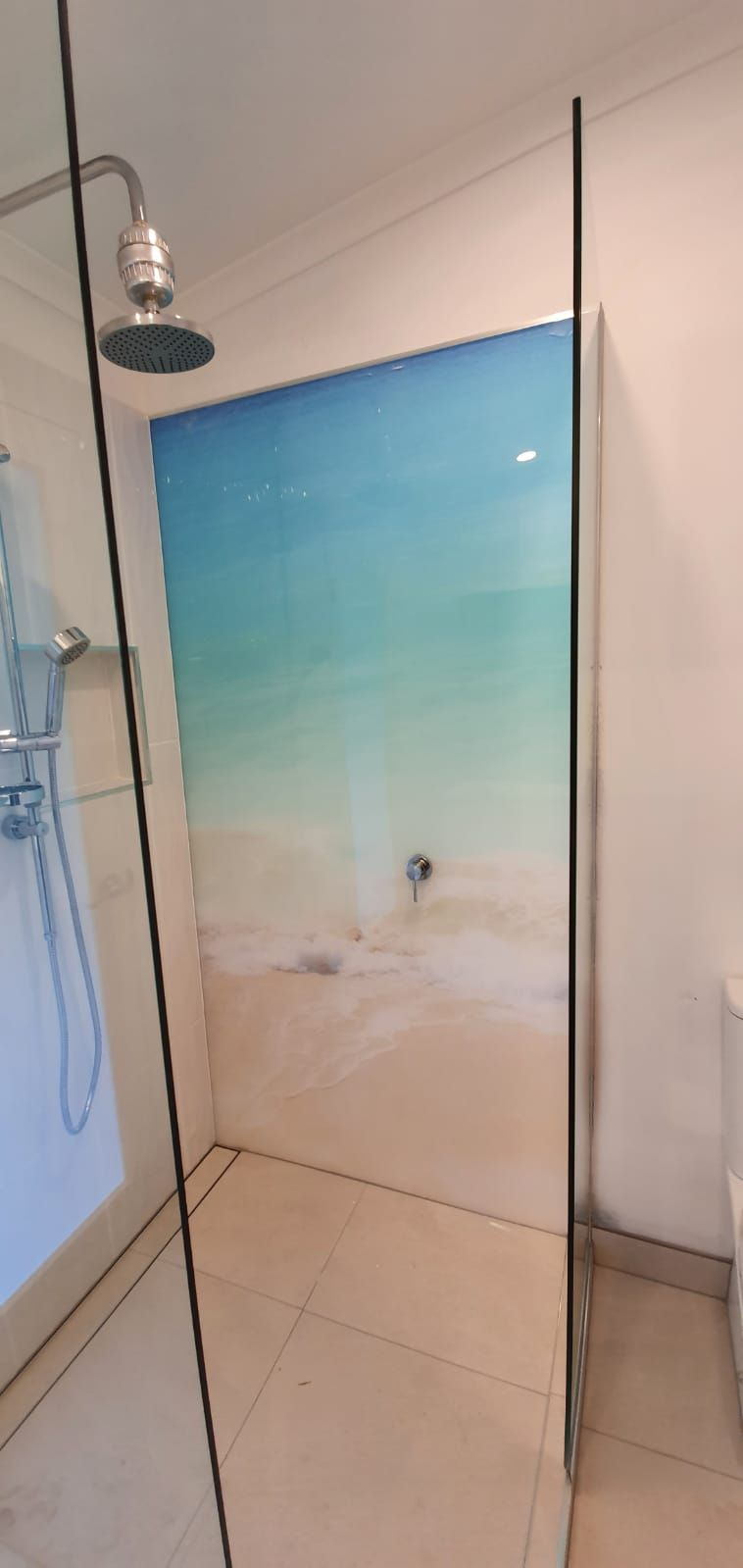 Printed Splashback In 2020 Shower Panels Acrylic Splashbacks Wall Panels