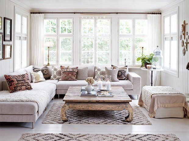 The Most Beautiful Living Room do you have the most beautiful home? - boligpluss.no love this