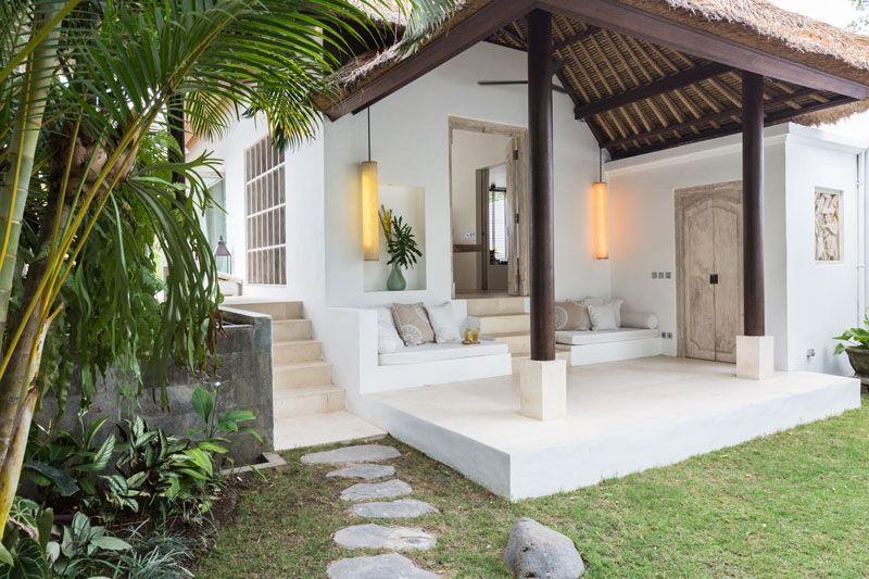 Land villas for sale rent in ubud bali village