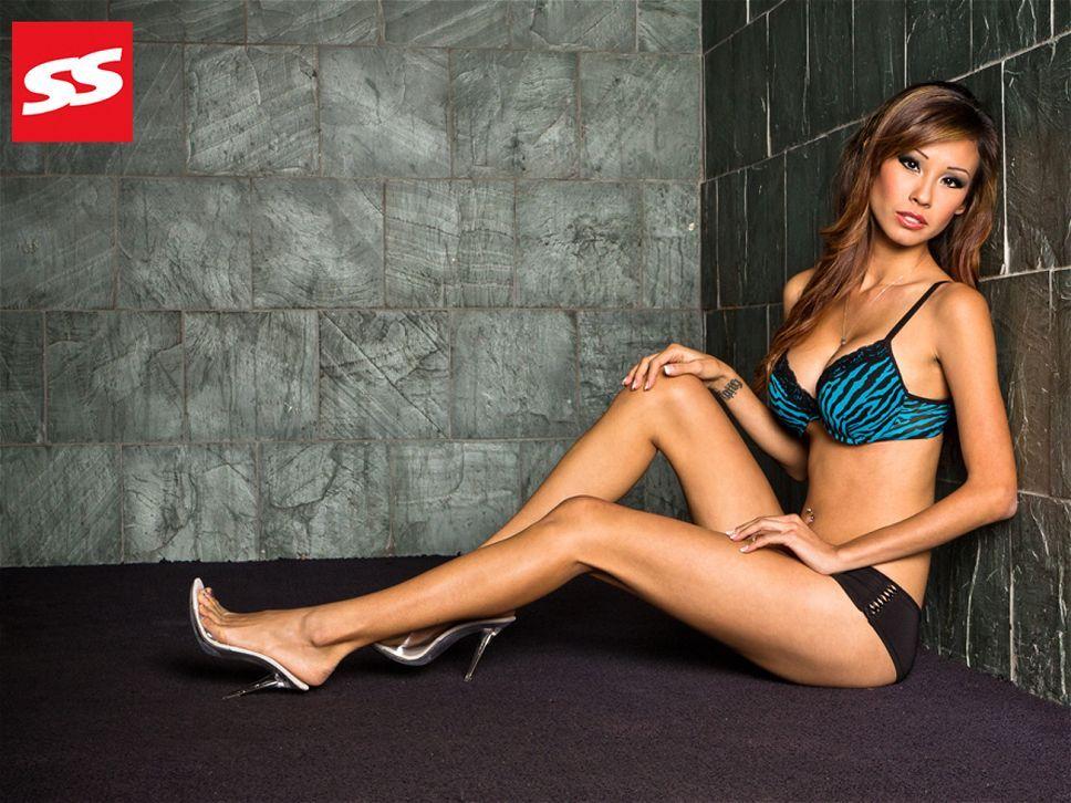 sexy Model Fotoshooting