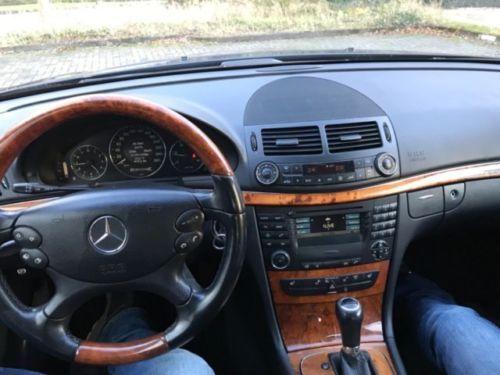 MercedesBenz E 220 CDI Automatik Erstzulassunf Februar