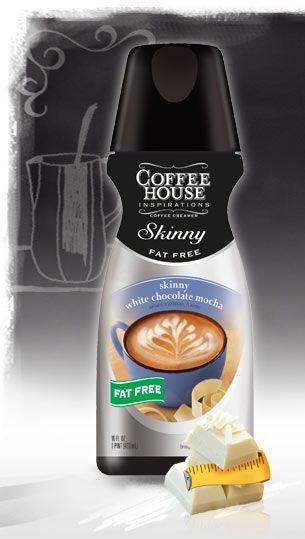 International Delight Presents Skinny White Chocolate