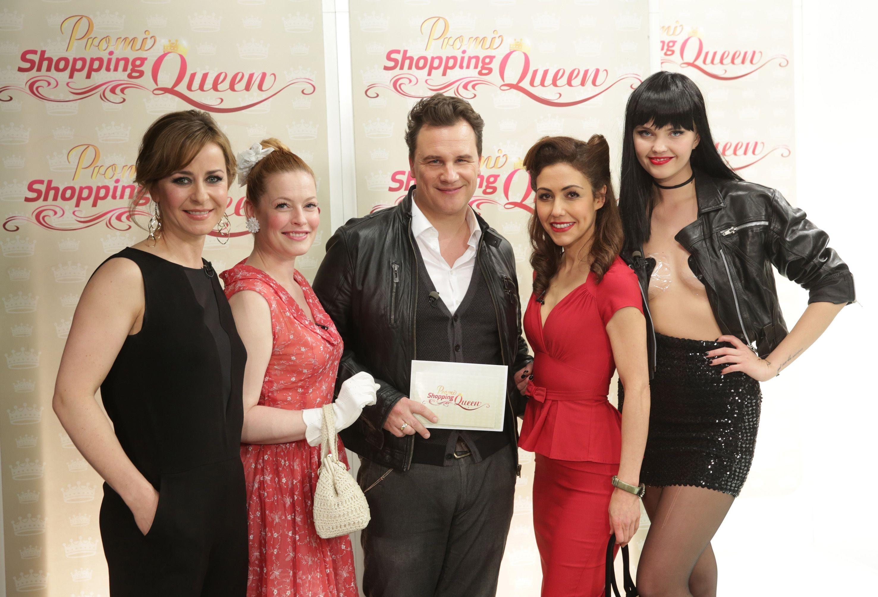Promi Shopping Queen Sexy Dekolleté Heute Bei Vox Stars On Tv
