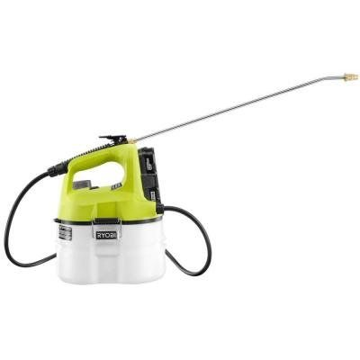 Ryobi P2810 One 18volt Lithiumion Cordless Chemical Sprayer With Battery And Charger See This Great Product Pest Control Sprayers Ryobi