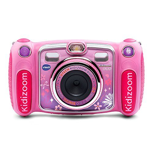 Discounted Vtech Kidizoom Duo Selfie Camera Pink Online Exclusive Vtech Kids Camera Toy Camera