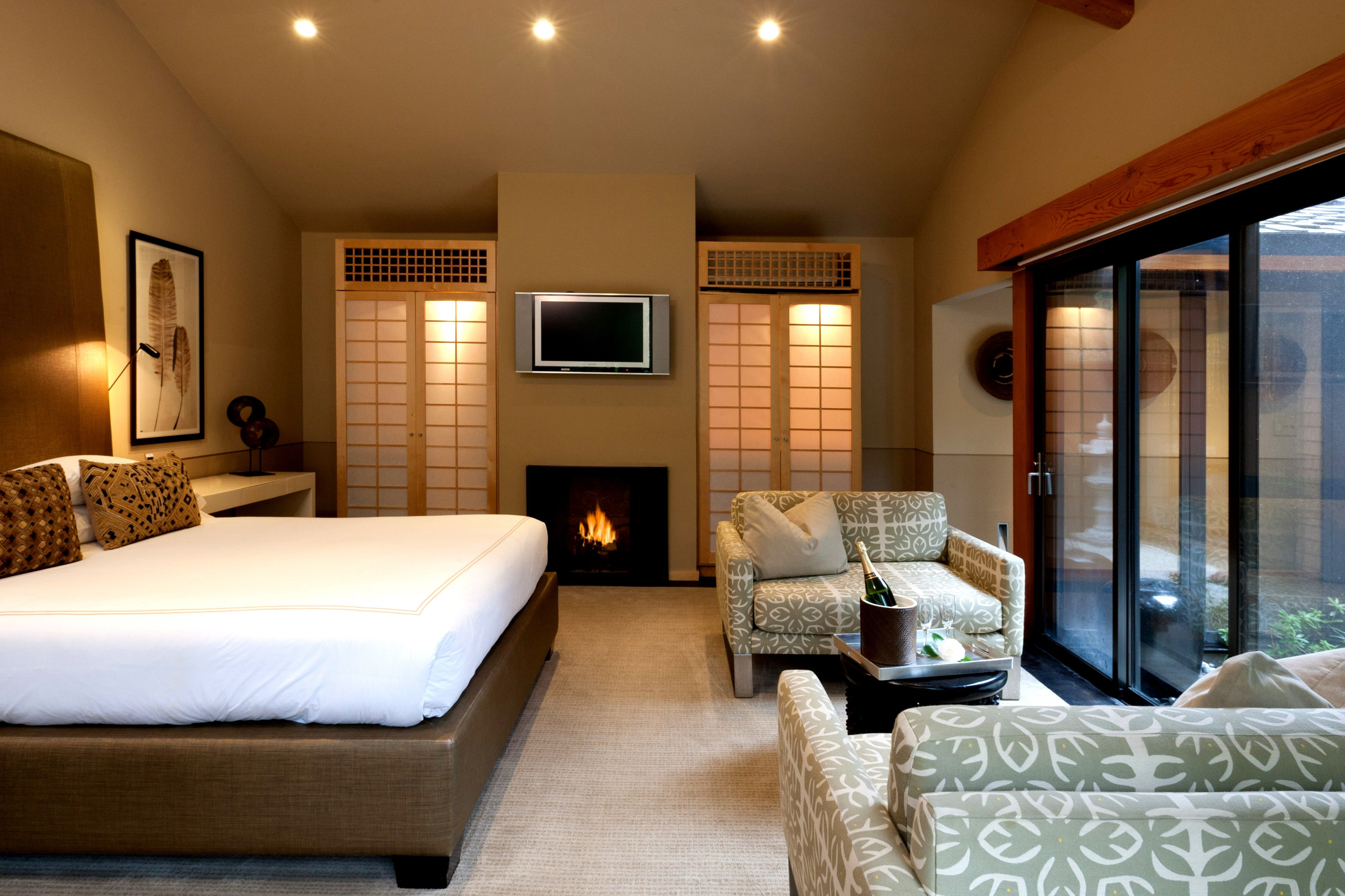 Image result for luxury zen bedroom Japanese bedroom