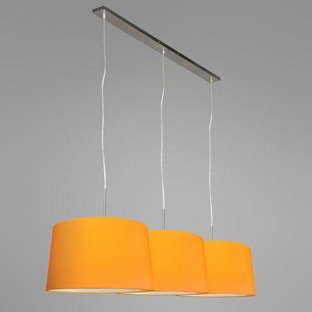 Mix 'n Match Pendelleuchte Combi 3 Schirm 50cm rund  #Light #Lampe #einrichten #wohnen #Innenbeleuchtung