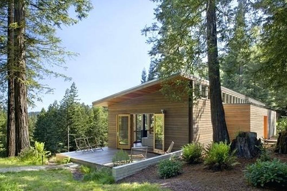 Small Cabin Boat Plans With Boat Cabin Roof Repair And Bali Modern Villa Design And Log Cabin Floor Plans Canada Also Patio With Wall Design Di 2020