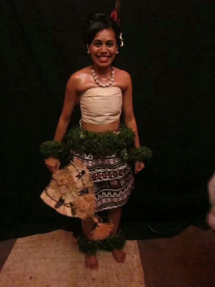 Warrior tradition fijian meke dance | fiji | Skirt outfits, Fiji
